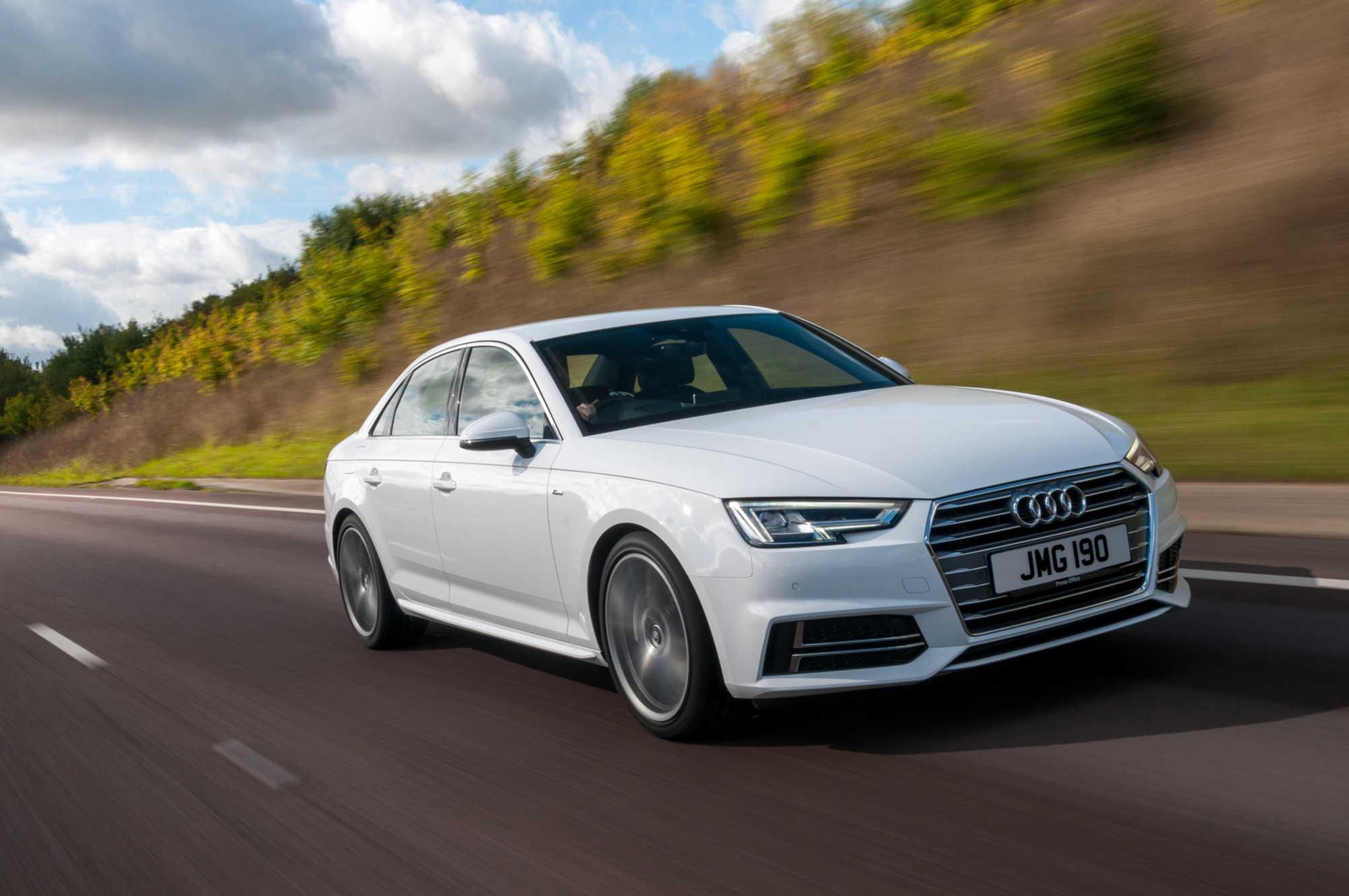 Audi A4 Saloon Review Car Keys