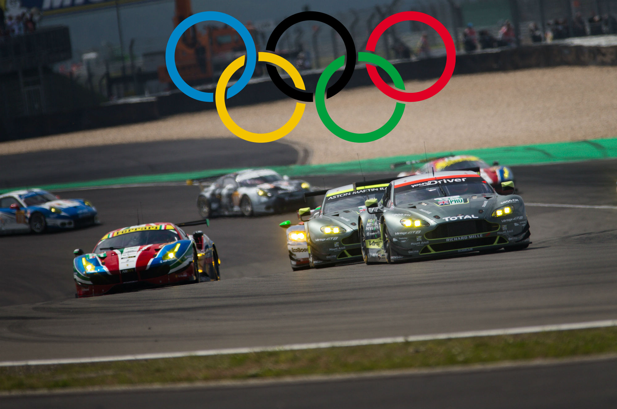 Why Motorsport Should Be In The Olympics Car Keys