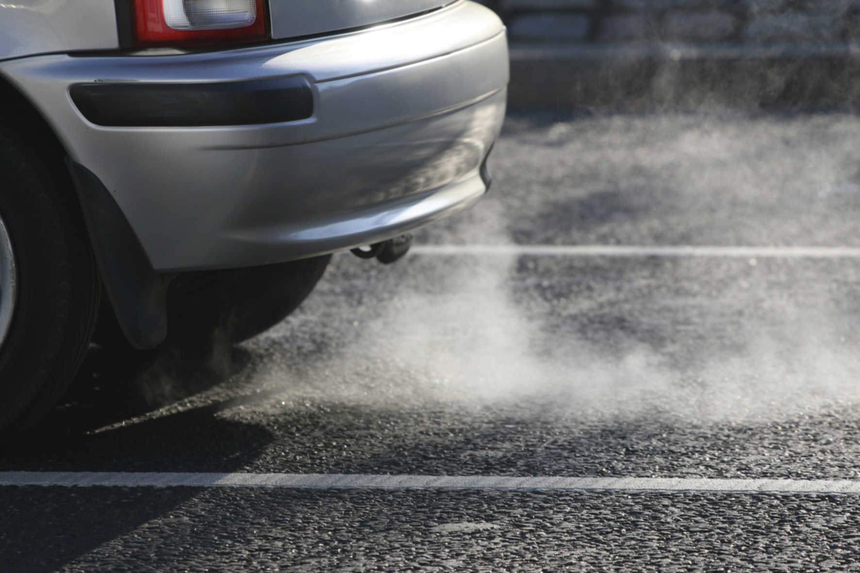Smoke from your exhaust explained - Car Keys