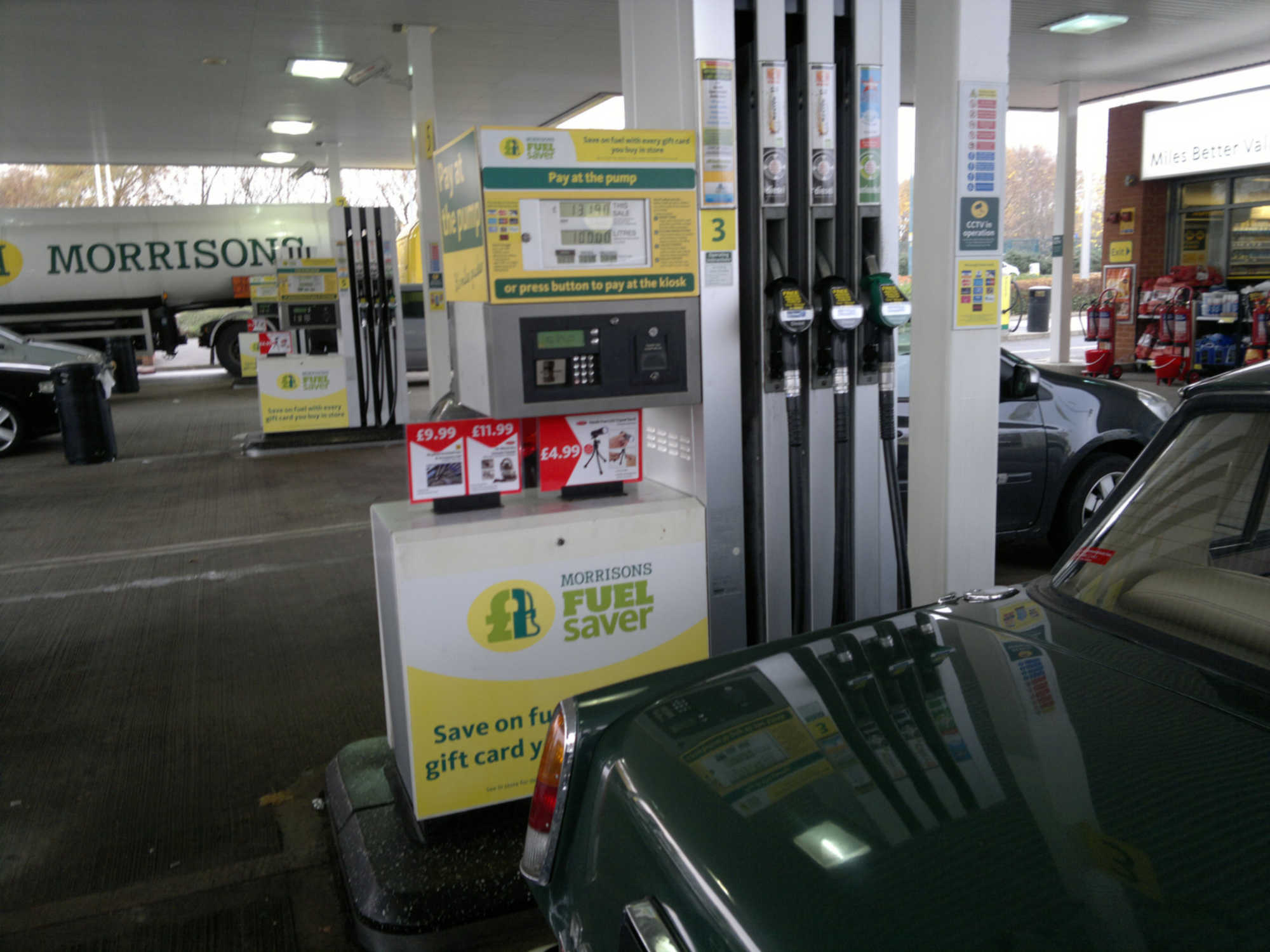 Oil Companies Worried About Electric Cars