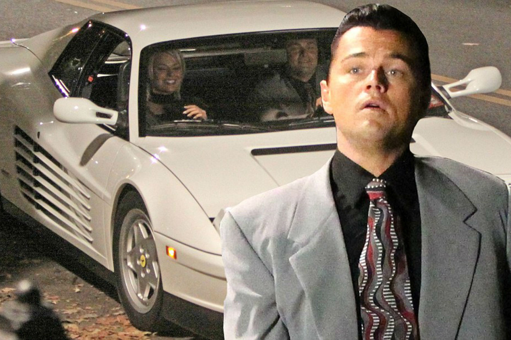 The wolf of wall street 39 s actual ferrari testarossa is up for Wall street motor cars