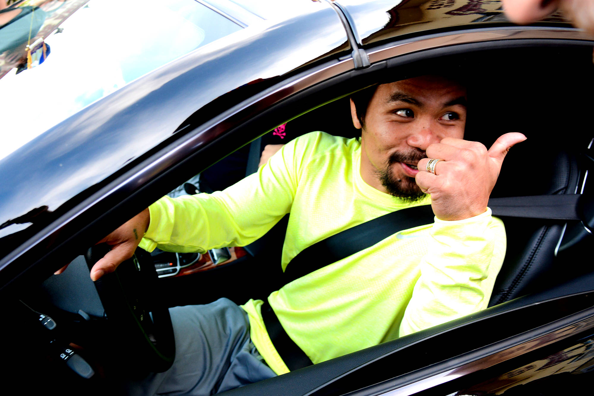 The Cars Of Manny Pacquiao Car Keys