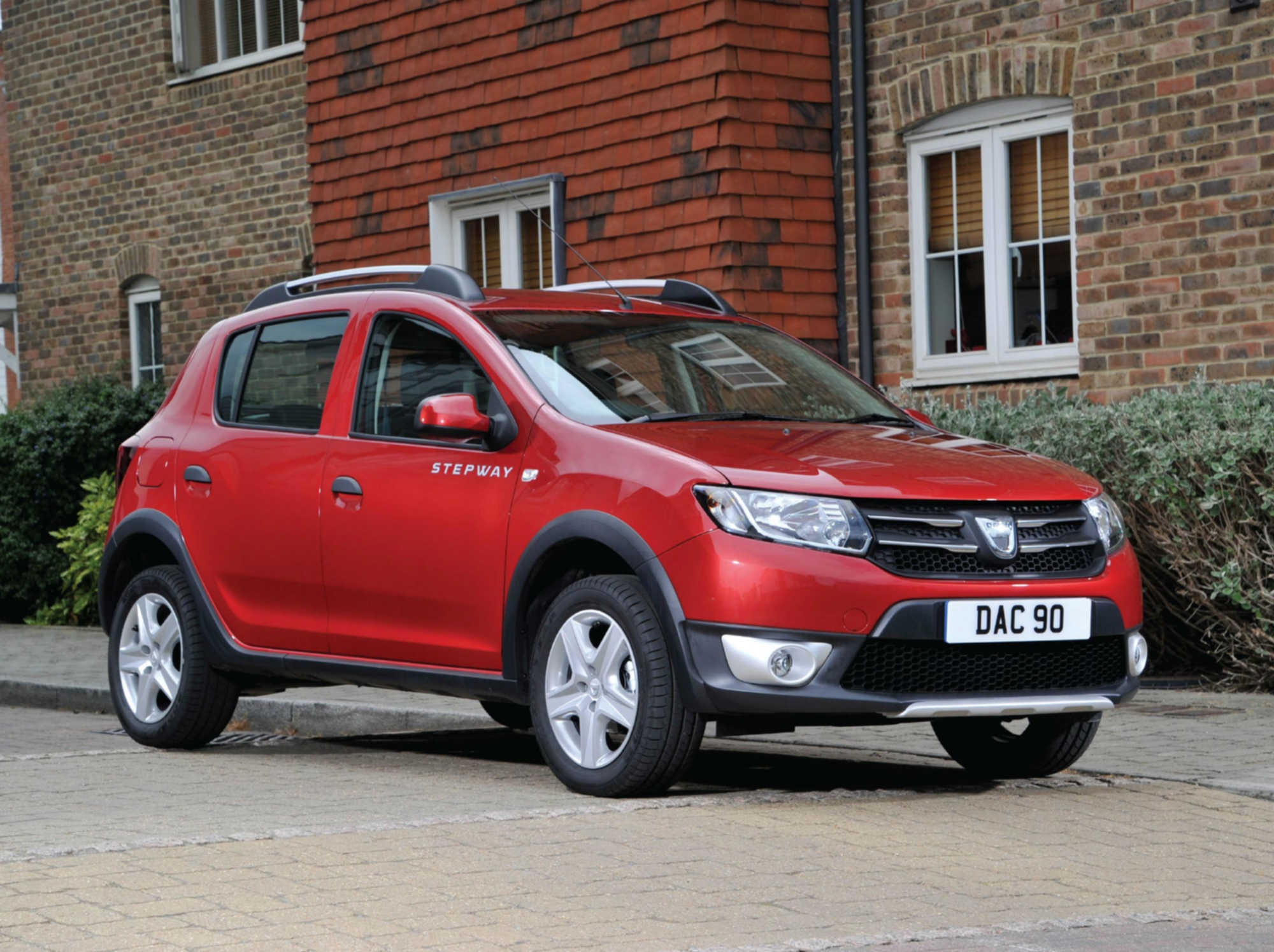 dacia sandero stepway hatchback review car keys. Black Bedroom Furniture Sets. Home Design Ideas