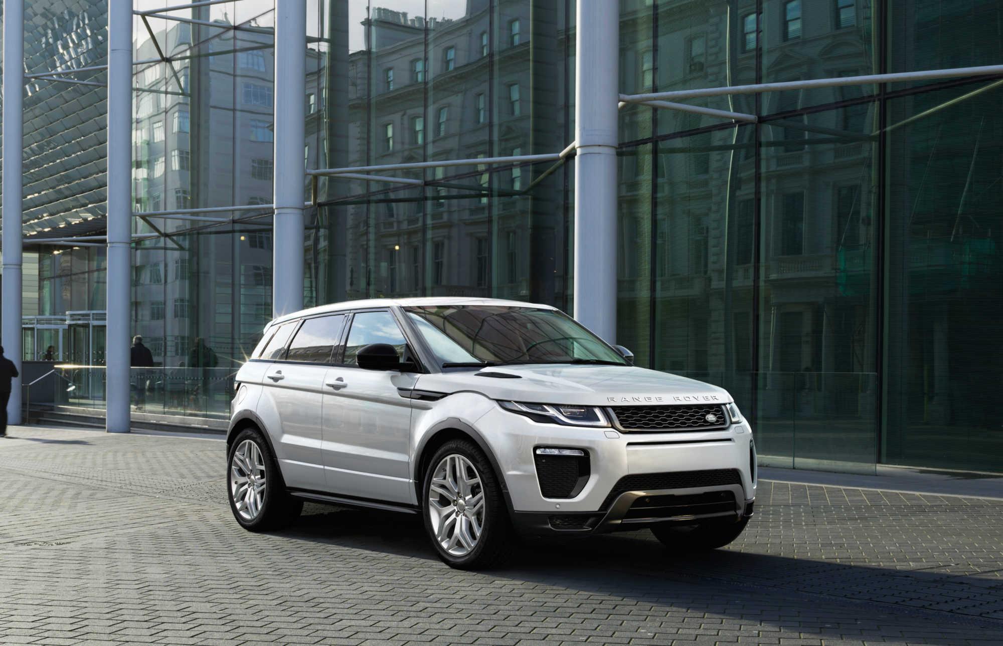 range rover evoque crossover review car keys. Black Bedroom Furniture Sets. Home Design Ideas