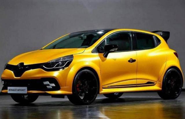 Renault Clio Renaultsport To Add More Hardcore Version