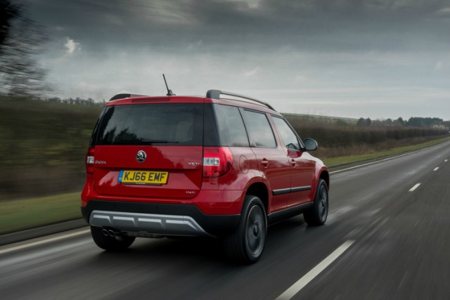 skoda yeti range expands with new mid level trims car keys. Black Bedroom Furniture Sets. Home Design Ideas