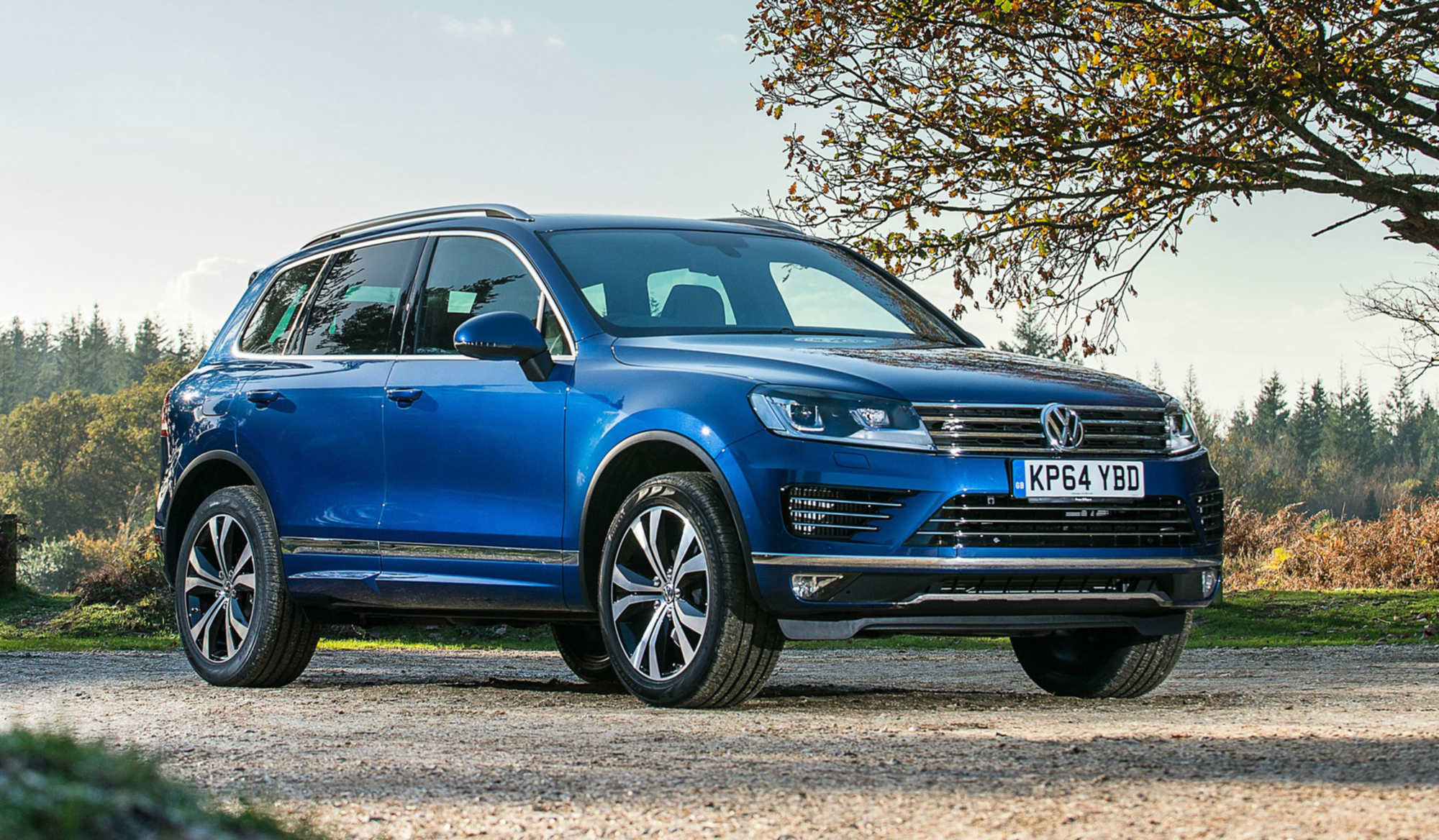 Volkswagen Touareg 4x4 Review Car Keys
