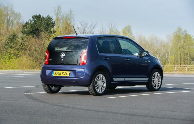 Volkswagen Club Up Launch Report Car Keys