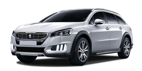compare 2016 peugeot 508 rxh estate 2 0 bluehdi hybrid4 5dr egc prices deals car keys. Black Bedroom Furniture Sets. Home Design Ideas